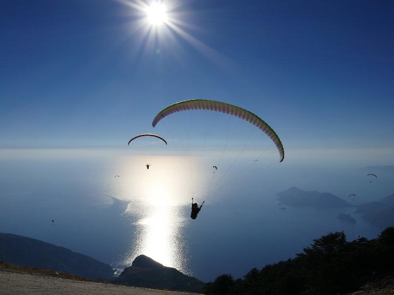 Turkije brevet opleiding takeoff for a long flight met for Opleiding tuin