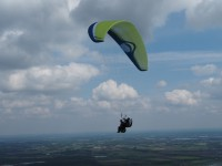 tandem paragliding-experience